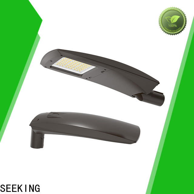 Best led street light catalogue light for business for parking lots