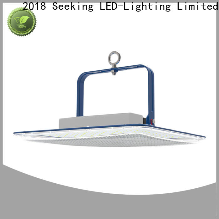 with longer lifespan led high bay warehouse lighting fixture canopy Suppliers for factories