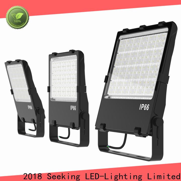Custom 120 volt led flood light fixture stadium factory for walkway areas