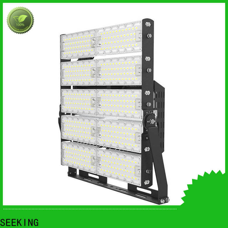 Wholesale double flood light fixture industrial for business for concession