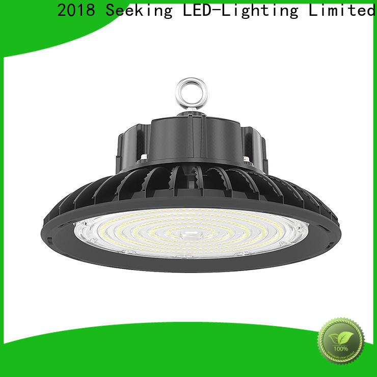 SEEKING series led linear high bay fixtures company for warehouses