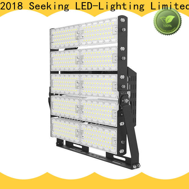 rotatable double flood light fixture varied Suppliers for field lighting