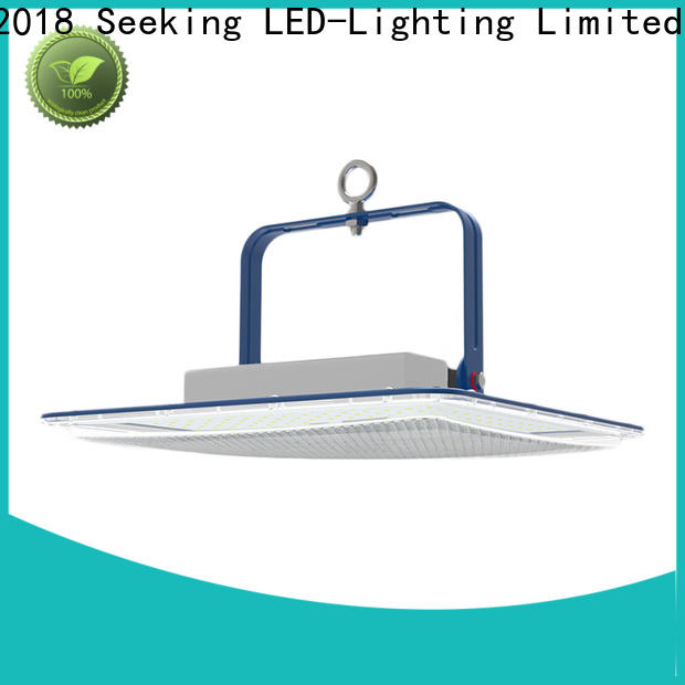 SEEKING soft low bay led lighting for sale for business for showrooms