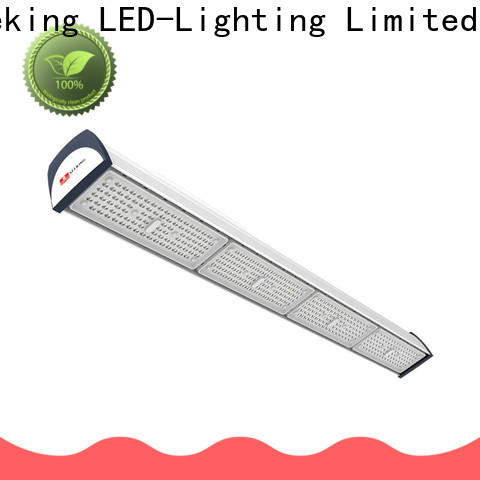 high quality low bay led warehouse lighting flat for showrooms