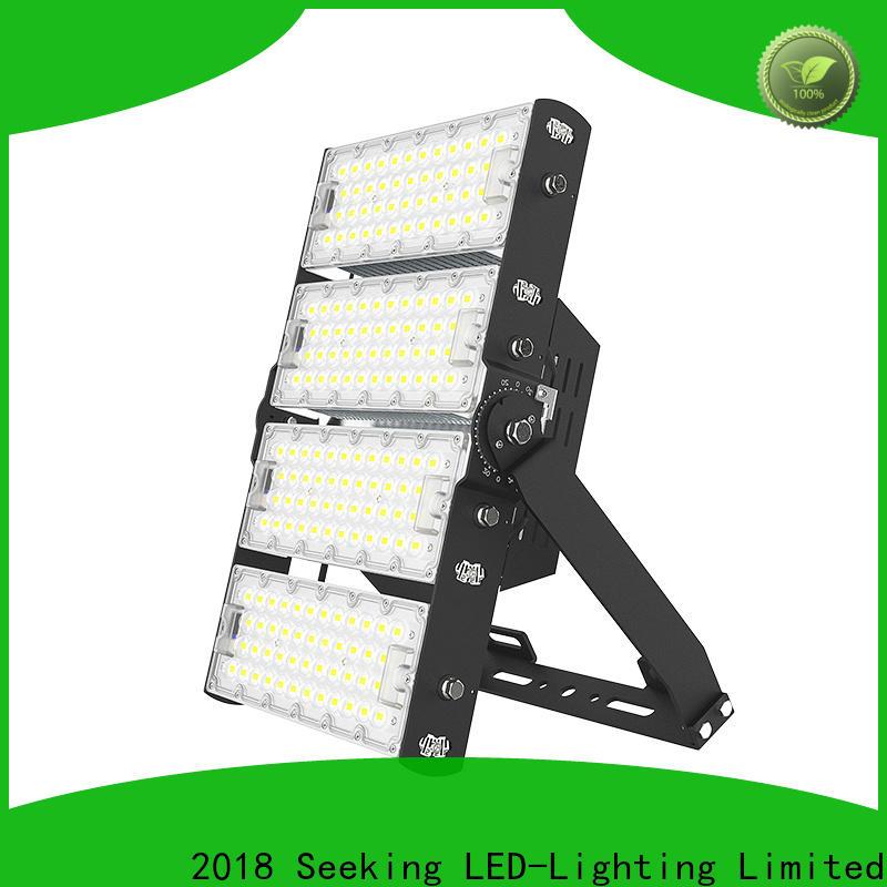 SEEKING efficient led flood company for field lighting