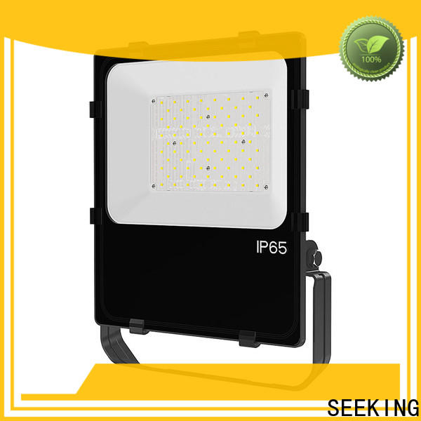 SEEKING with a clear scale table led home floodlights factory for field lighting