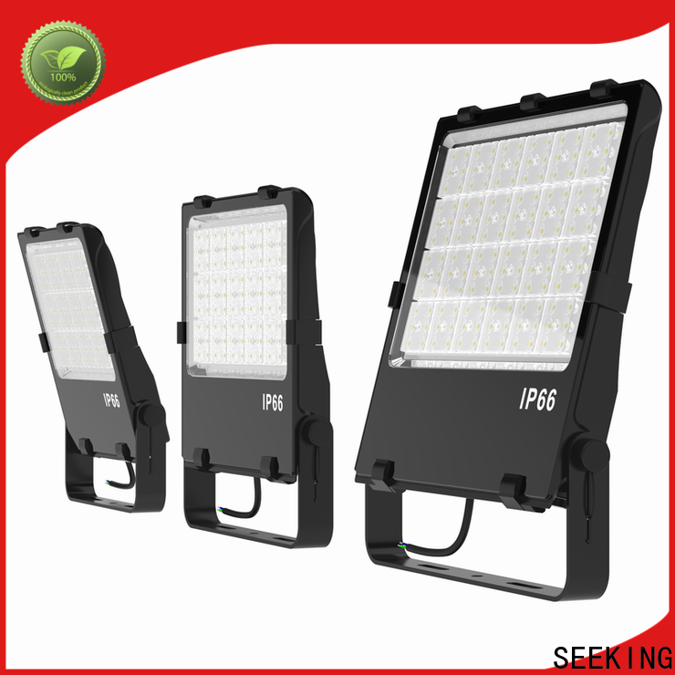 SEEKING series led home floodlights manufacturers for walkway areas