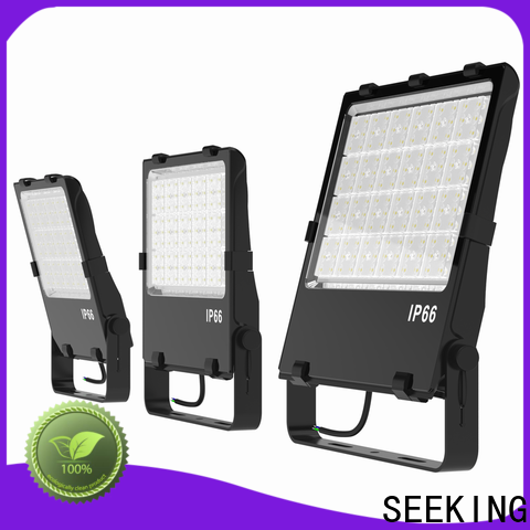Latest outdoor led flood lights varied factory for lighting spectator
