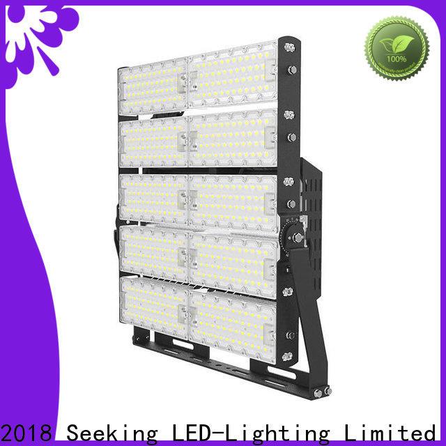 SEEKING series led flood light sale for business for field lighting