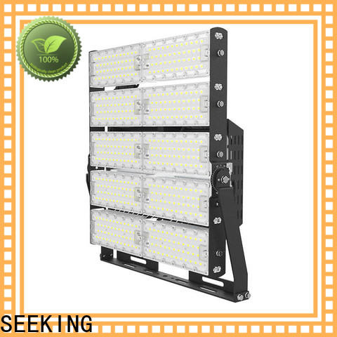 SEEKING varied outdoor led flood Supply for lighting spectator