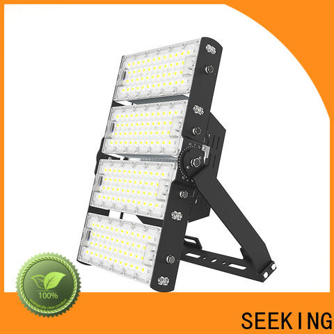 convenient led exterior floodlights stadium for parking