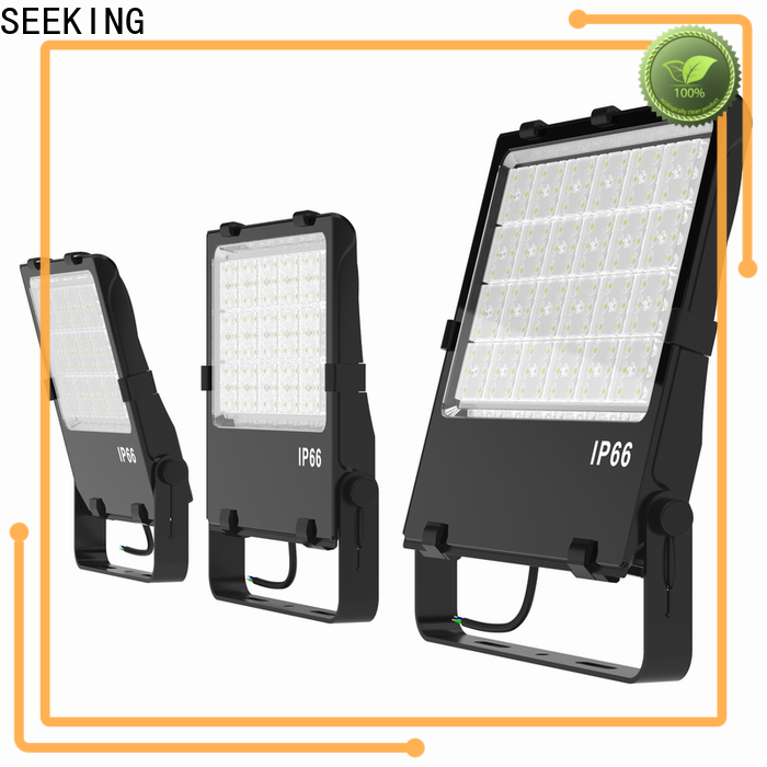 rotatable external floodlights led series for business for parking