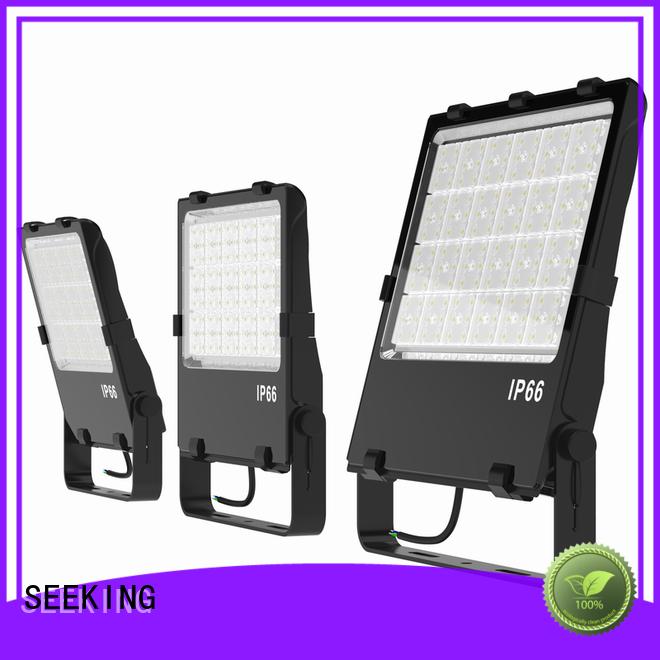 SEEKING slim best outdoor flood light fixtures company for field lighting