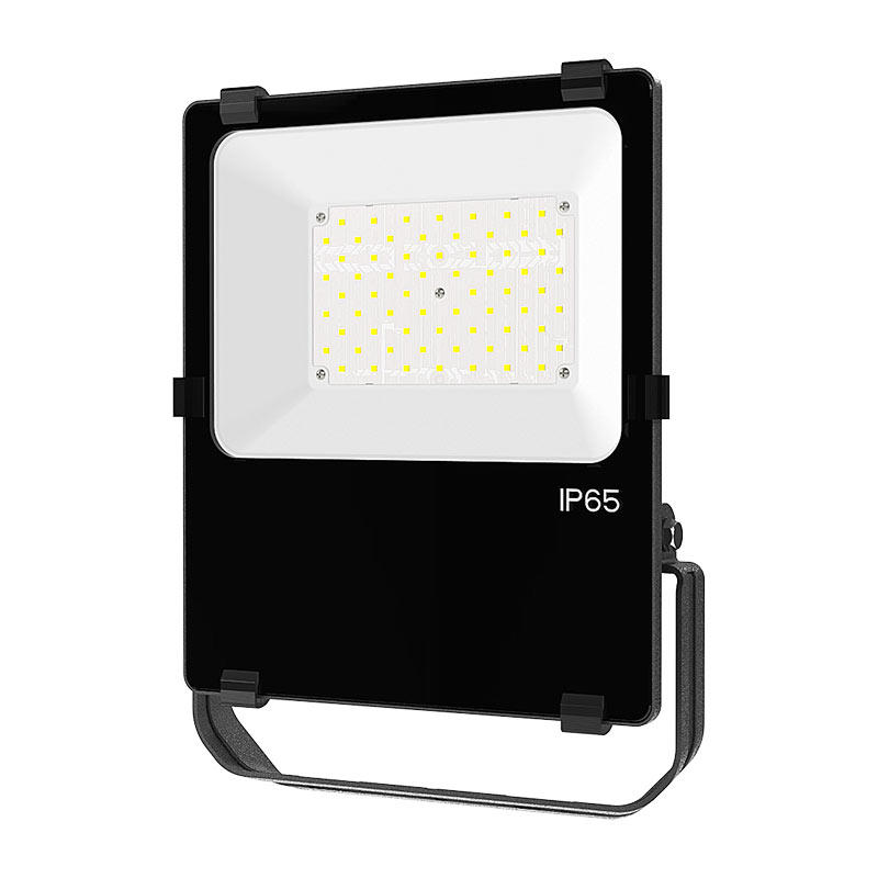 rotatable led flood industrial with angle adjustalbe for field lighting-2