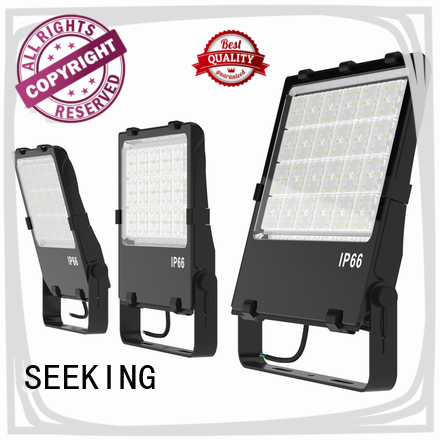 slim dimmable led flood lights to meet the special lighting applications for field lighting SEEKING