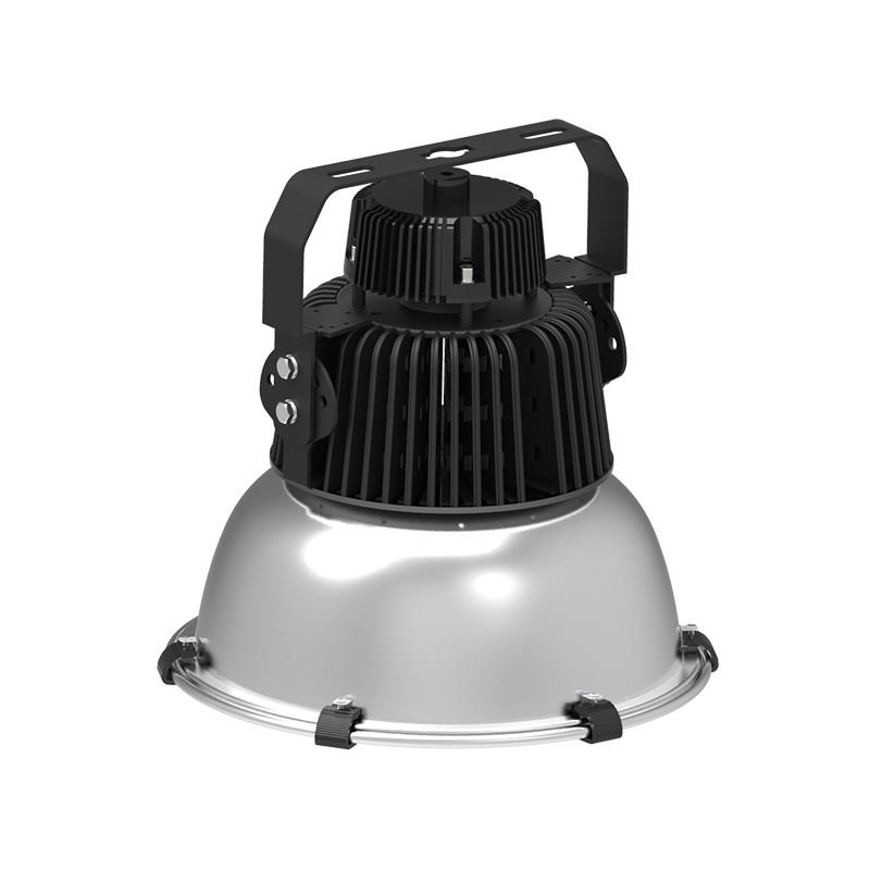 durable led warehouse lighting high bay shading Supply for showrooms-2