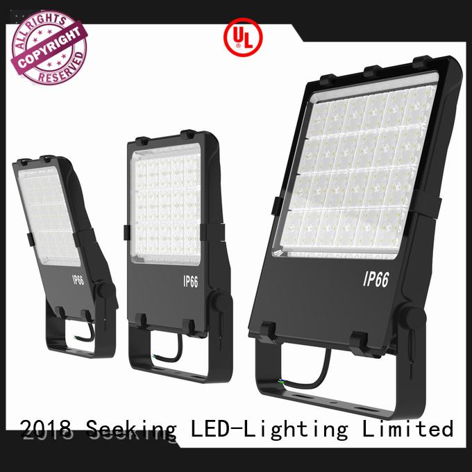 SEEKING series best led flood light with angle adjustalbe for parking