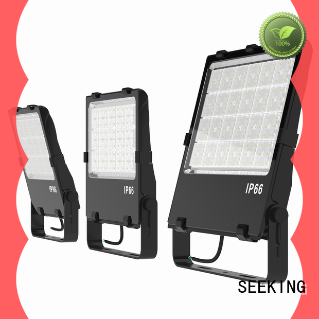 SEEKING New commercial flood light company for parking