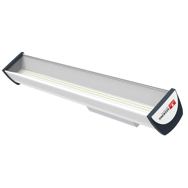 high quality led warehouse lighting flat with higher efficiency for factories-2