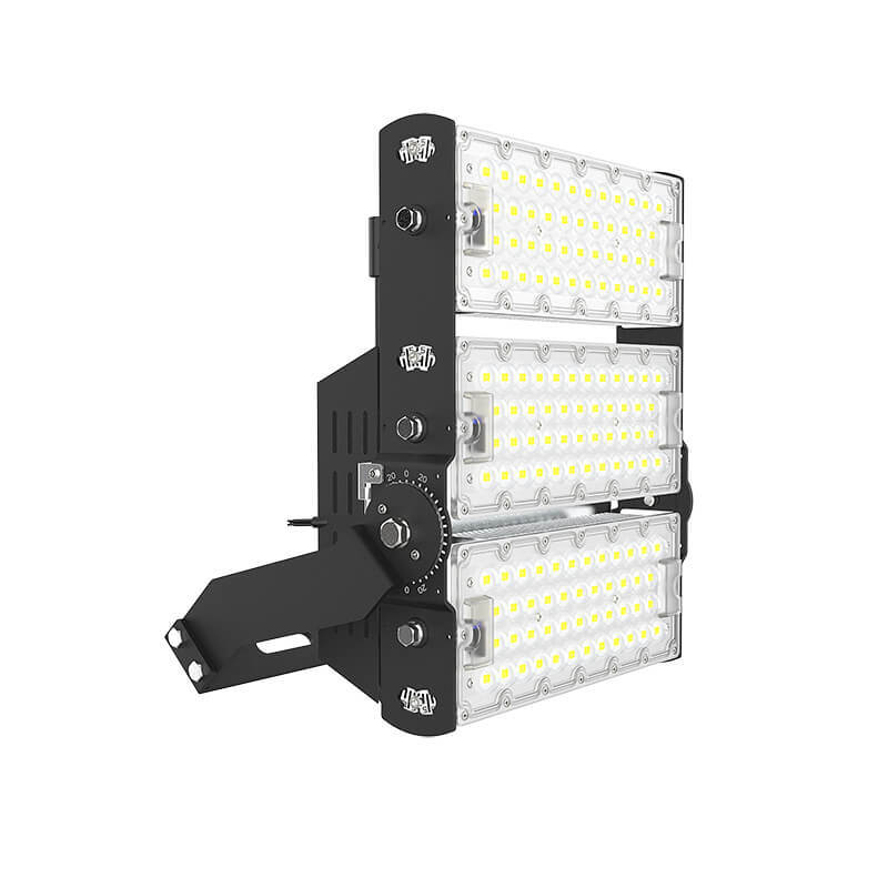 efficient led exterior floodlight seriesb factory for parking-1