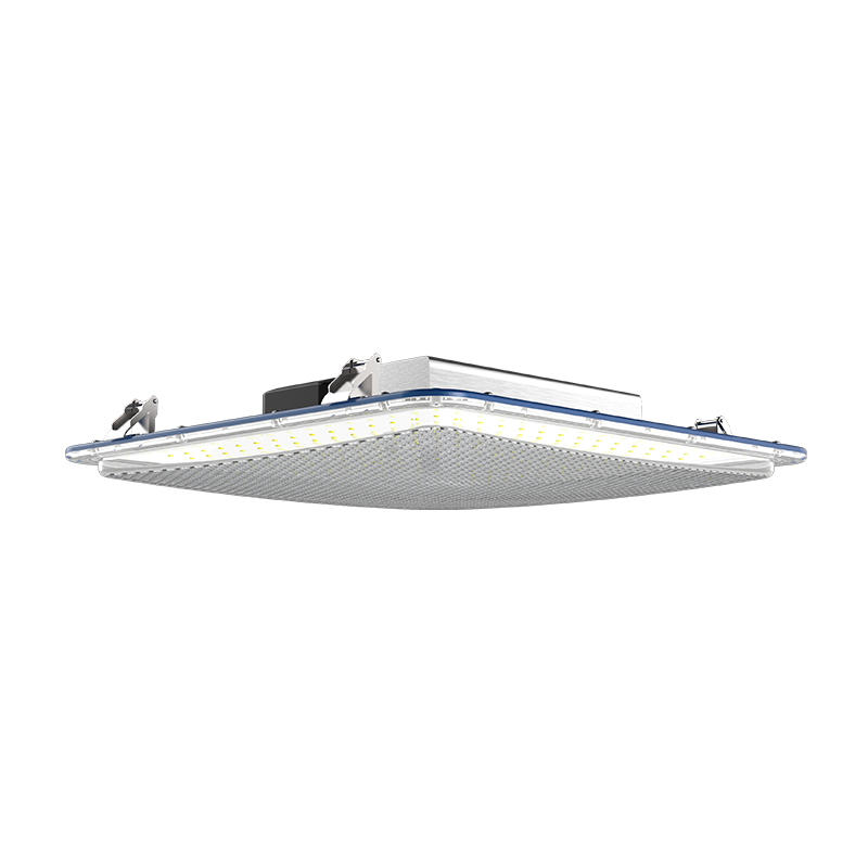 with lower maintenance cost led high bay 300w flat for business for exhibition halls-3