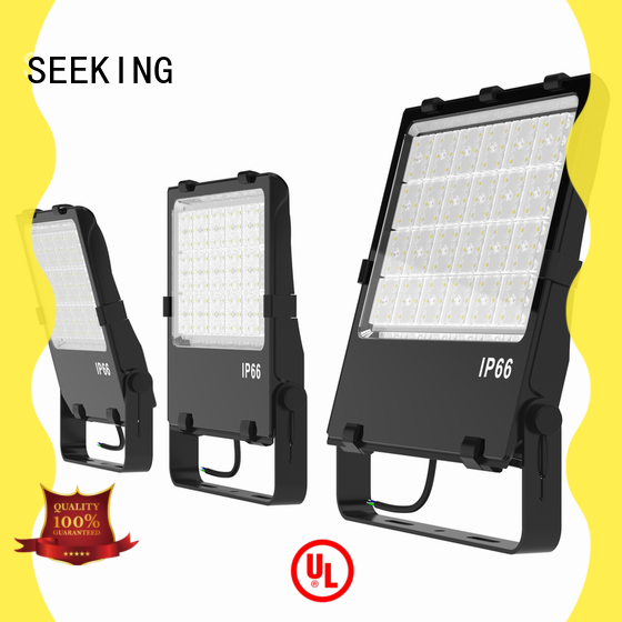 convenient best flood lights series with a clear scale table for walkway areas