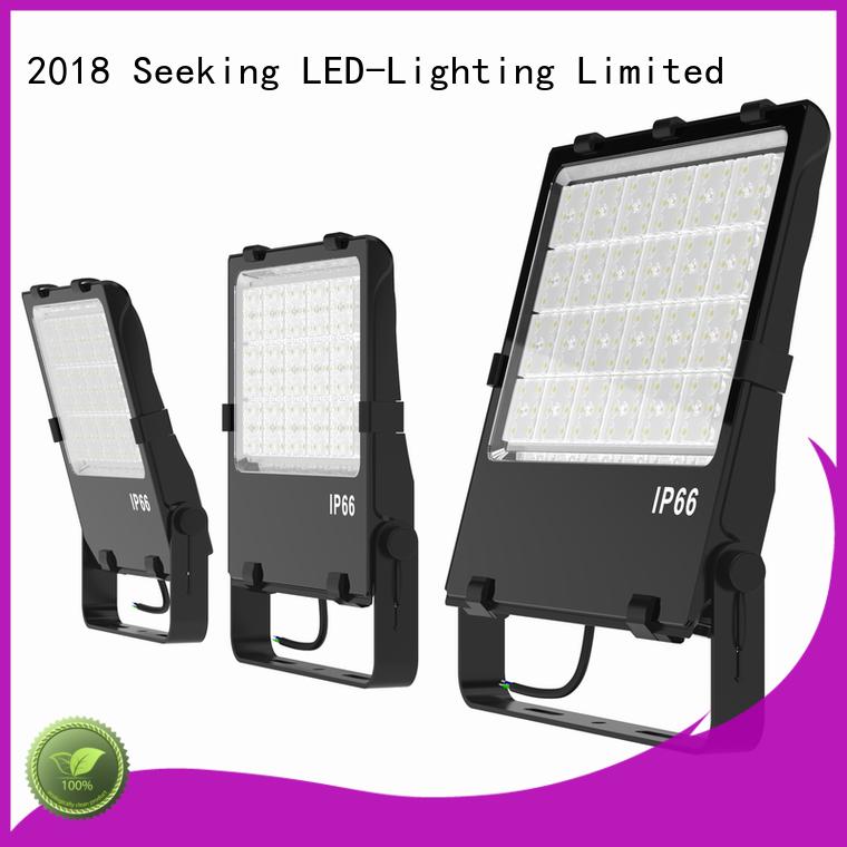 Top led garden flood lights slim Suppliers for field lighting