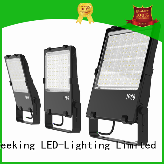 Custom led flood light sale industrial Suppliers for lighting spectator